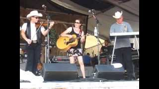 "Asleep At The Wheel with Shamarr Allen ""Bring It On Down To My House"" New Orleans Jazz Fest 2012"