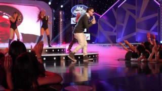 Eloy - Pienso en Ti @ Final de Idol Puerto Rico
