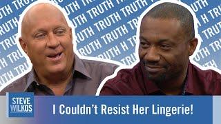 I Couldn't Resist Her Lingerie! | The Steve Wilkos Show