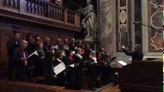 """Ave Maris Stella di don Savino Bonicelli cantata dalla Corale """"Il Gigante"""""""