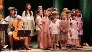 Alecrim dourado - Villa das Crianças - Heitor Villa-Lobos