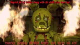Another Five Night - JT Machinima (FNAF's rap vietsub)