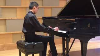 New England Conservatory - William, age 13