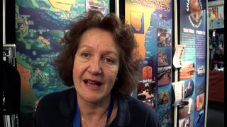 DIVE 2013: Scubaverse talks with Alison Rider from Oonasdivers