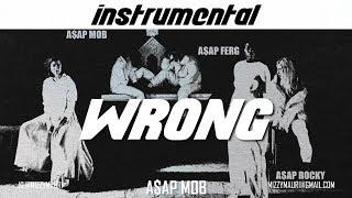 A$AP FERG x A$AP ROCKY  - WRONG (INSTRUMENTAL)
