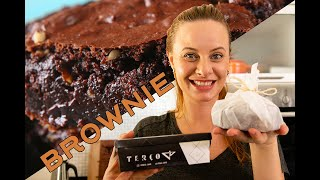 Brownie de chocolate ou bolo molhado? receita de 10 minutos| doce pra comer e pra vender