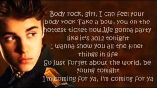 Justin Bieber - Beauty and  A Beat ft Nicki Minaj Letra