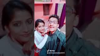 Meri Laddo Bhena/Shreyanshsuhane0210/Tiktok Videos/Phoolon Ka Taron Ka Sabka Kehna hai