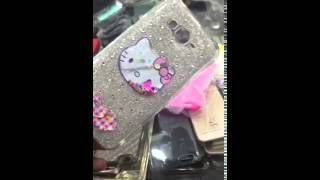 Hello Kitty Back Cover For Samsung Galaxy J7