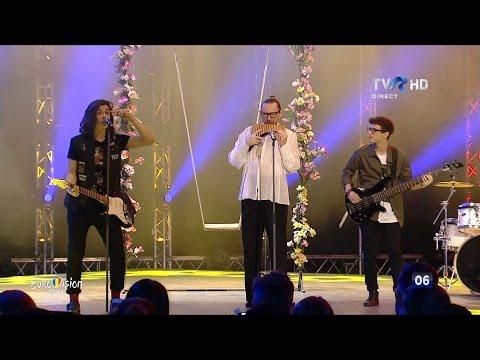 Maxim feat. Nicolae Voiculeţ - Adu-ţi aminte | Finala Eurovision România 2017