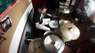 2 Unlimited - No Limits DRUM cover Bartosz Drumz