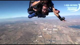 Skydiving LIVE Video mit Andrey Bur & Leo Iacona.....California 2011!!!!!