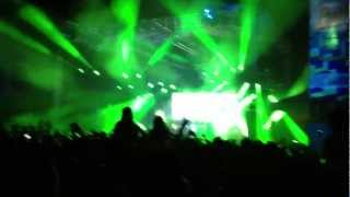 Skrillex - Reptile's Theme Live @ Buku