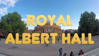 London 17 - Royal Albert Hall  Albert Memorial