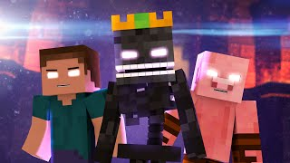 """The Nether King"" - A Minecraft Parody Song of Uptown Funk (Music Video)"