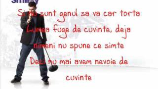 Smiley feat. Cheloo - Plec pe Marte - with lyrics on the screen (Versuri)
