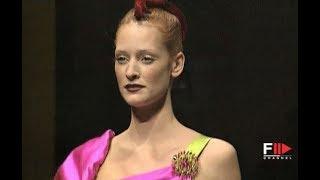 CHRISTIAN LACROIX Fall Winter 1996 1997 Paris - Fashion Channel