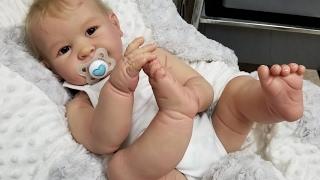 PLEASE TAKE ME HOME! Prototype Reborn Baby Dolls