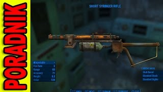 Specjalne Bronie W Fallout 4: Syringer