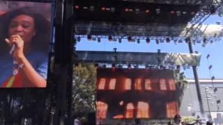 Babylon (live) SZA