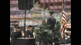 Christian Kelley - EPHS Graduation Headbang