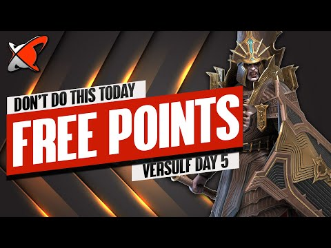"""DON'T DO THIS TODAY TO GET """"FREE POINTS"""" 