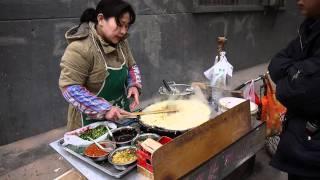 Pouliční jídlo