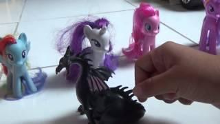 As Poneis e o Dragão