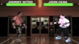 Johnny Nitro's: Extreme Power Combat Fighter!