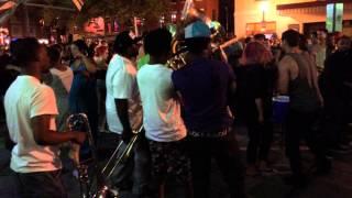 Brass Connection - I Got 5 On It - U Street, July 5, 2014