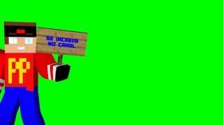 Teste de green screen