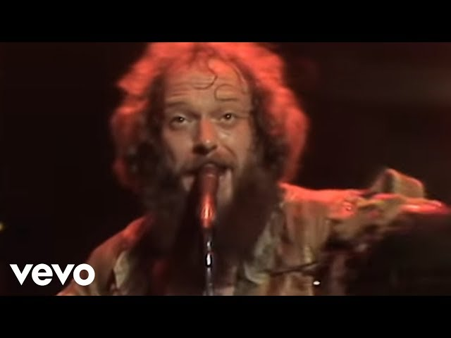 Video de Jethro Tull en directo - Locomotive Breath - Rockpop 1982