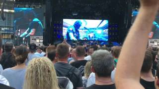 Guns N' Roses – Estranged (instrumental part) – Paris 2017