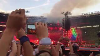 Coldplay live in Vienna | part of A Head Full of Dreams | 11.06.2017