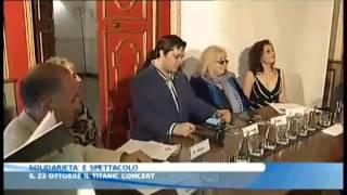FALANTHRA PRESENTA ...TITANIC LIVE CONCERT Emozioni visive (VIDEO DI BLU STAR TV)