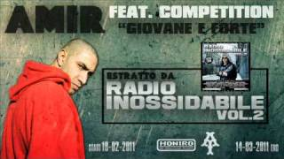 "Amir feat. Fabio Bax aka jullare - ""Giovane e forte"" [honiro competition]"