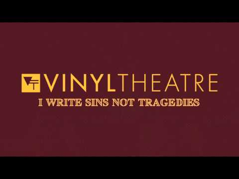 Vinyl Theatre I Write Sins Not Tragedies Panic At The Disco Cover