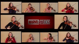 Spider-Man Main Theme - Violin Cover - Annika Wilson