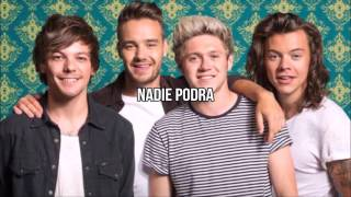 One Direction - Drag Me Down - Traducida Al Español