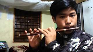Bụi Phấn độc tấu sáo trúc-Việt Phan