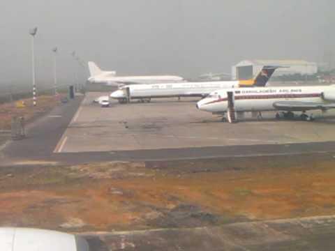 Smooth landing in Dhaka 1