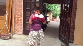 Rosaldo boxer