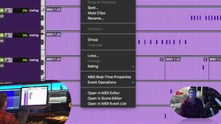 music production   Part 3   ,protools, Supperior drummer 3