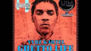 Vybz Kartel - Ghetto Life [UIM REC] April 2012