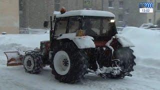 Emergenza neve, in Abruzzo senza luce 300mila persone