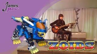 James Mart - Opening Zoids Acústico - Live (2013)