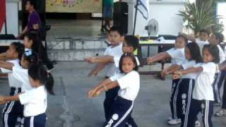 RAA Grade 1 St. Therese Dance Pamela One