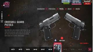 """NEW CHARACTER! + PERK DECK!! - DAY 7 of CRIMEFEST 2017 - """"Locke and Load"""" 🌟 PAYDAY 2 [4K]"""