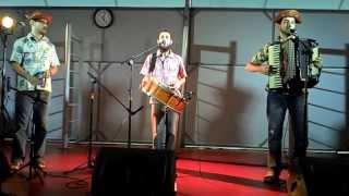 Trio Carabina no Sesc Osasco - Vira e Mexe e Xamego