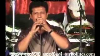 chandana liyanarachchi with flash back samawenna bopathakata song